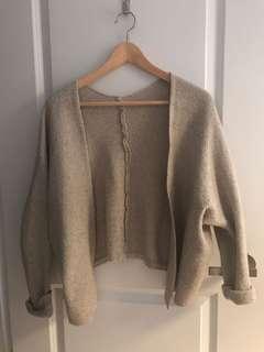 Brandy Melville Wool Cardigan