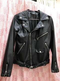 個性皮衣外套 可議價