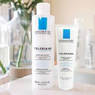 La Roche Posay TOLERIANE Cleansing and Makeup Removal Fluid | 15ml