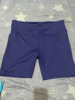 Imported Workout cycling shorts
