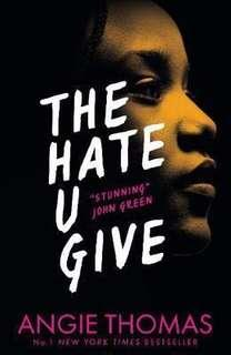 [PO] THE HATE YOU GIVE - ANGIE THOMAS