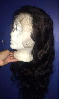 """18"""" Full lace Wigs"""