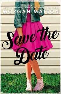 [PO] SAVE THE DATE - MORGAN MATSON