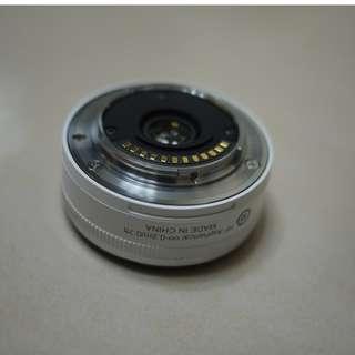 Nikon 1 NiKKOR 10mm F2.8鏡頭  定焦鏡  人像鏡