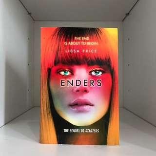 [BN] Starters: Enders by Lissa Price