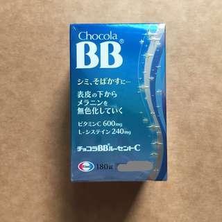 急售‼️日本代購🇯🇵chocola BB 美白B群 180錠