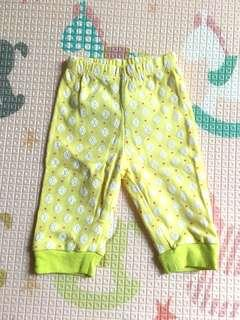 Carter's yellow pants