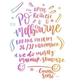 PO MELBOURNE