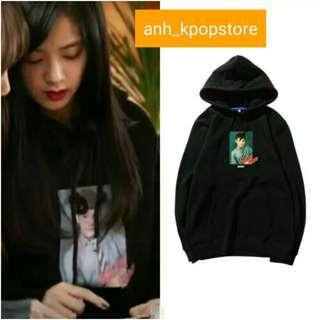 "(PO) Blackpink Jisoo ""people."" hoodie 