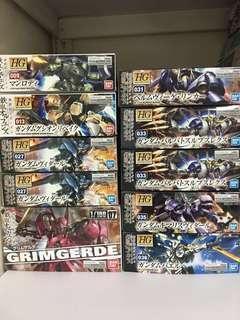 IBO Gundam Kits