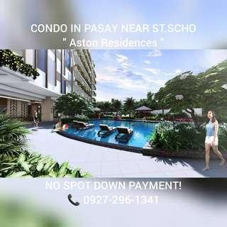 1 bedroom 16k/month Aston Residences