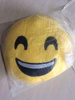 Smiling Face cushion