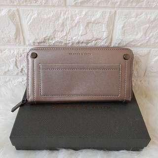 Charles & Keith Zipper Wallet