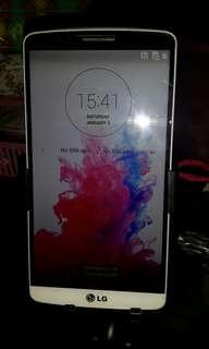 LG G3 3gb ram 32gb rom 4G LTE