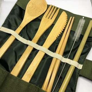 Zero Waste Campaign - Cutlery - spoon, fork, knife, chopsticks, straw, brush