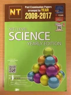 N(T) Level Science Yearly Edition