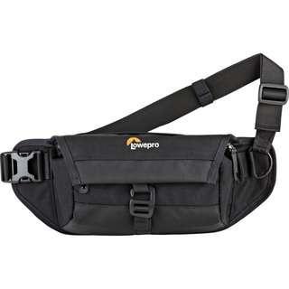 Lowepro m-Trekker HP120 WasitBag or Cross Body Camera Bag (Black Condura)