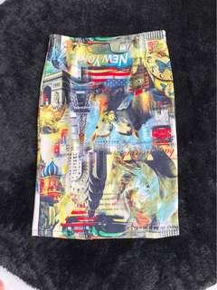 Midi Skirt New York City
