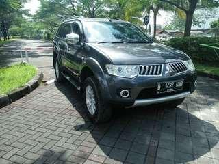 Pajero exceed 2,5 at tahun 2011