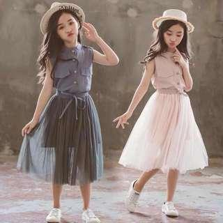 Kids Wear Terno w/ Actual Photo
