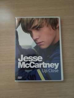 Jesse mcCartney音樂dvd一隻