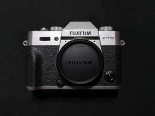 Fujifilm XT10 Best Deal!