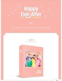 [DIRECT] BTS 4th Muster Happy Ever After (DVD)