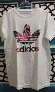 Tshirt Adidas White