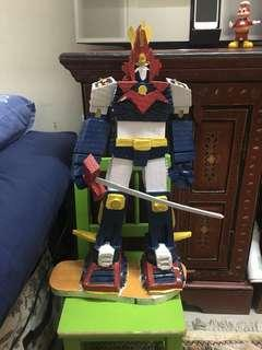 Voltes 5 made from rubber slipper