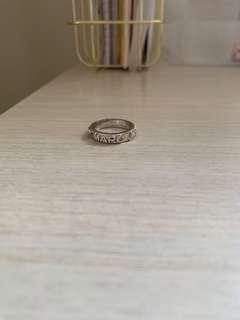 Marc Jacobs Silver Ring