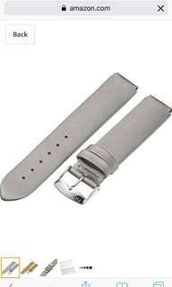 Philip Stein Silver Watch Strap
