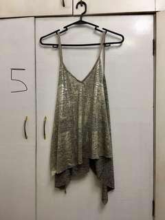 Brand New Zara wrap top