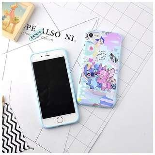 🚚 INSTOCK Stitch & Angel BN Phone Cover Casing Case