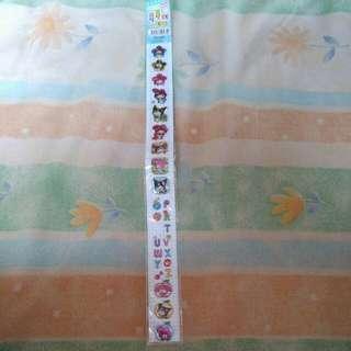 My melody&Kuromi貼紙 stickers