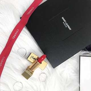 YSL Rouge Pur Couture 01 Le Rouge mini