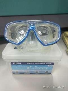 Diving Mask Technology brand TUSA
