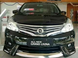 All New Nissan Grand Livina 1.5 XV Spesial Version