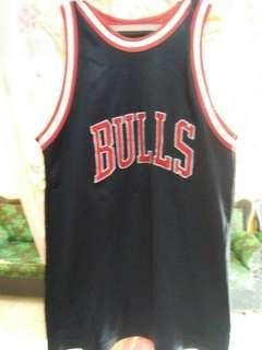 Singlet basket bulls ori