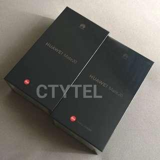 Huawei Mate 20 NTC Brand New and Sealed