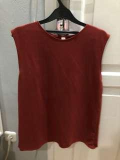 Essex & Delancey Red Top