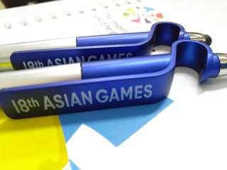 Pulpen ASIAN GAMES 2018 LIMITED EDITION