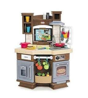 BN Little Tikes Ultimate Cook 'N Learn Smart Kitchen Play Set w/ Lights & Sounds (App Sync Avail!)