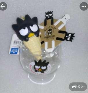 可愛xO小雪糕甜筒&㚒仔Set及玻璃杯