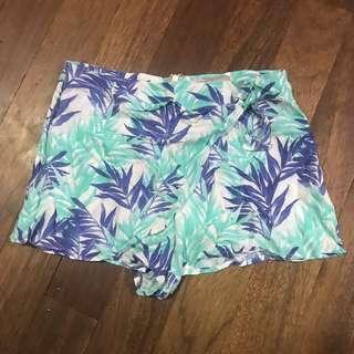 F21 hawaii shorts