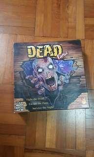 Deadpanic Board Game