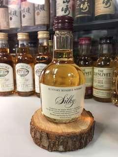 Suntory Reserve Whisky Silky 50ml 酒辦