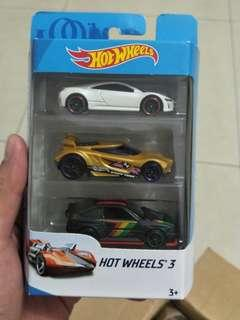 CPL - pack (3in1)  cr-x Hotwheels