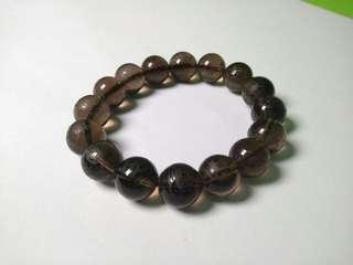 vintage rare glass bead bracelet antique