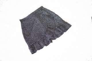 Polka dot Frill skirt