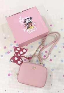Taiwan Grace Gift Disney collection cross body bag